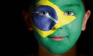 brazil-flag-face-paint